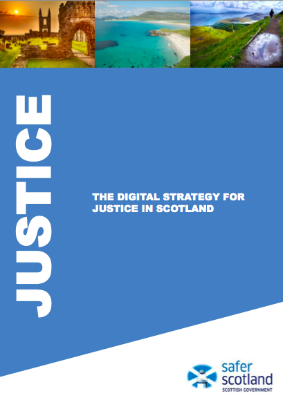 Justice Digital Strategy