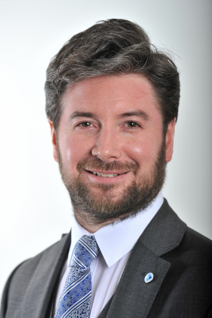 Andrew Mackenzie, Chief Executive of the Scottish Arbitration Centre